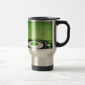 Travel/Commuter Mug - Hypnotic Flourishes