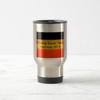 Travel/Commuter Mug Winning Team Germany 2014 Mugs
