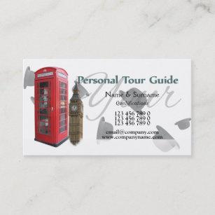London travel business cards zazzle travel company guide london britain business card colourmoves