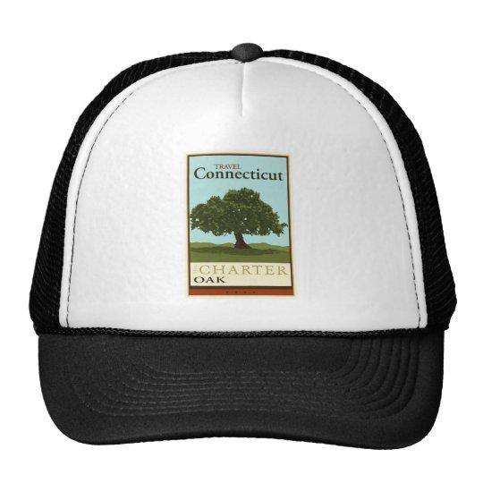 Travel Connecticut Trucker Hat