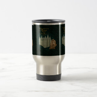 Travel Cup - I'm Proud to be a Mormon 15 Oz Stainless Steel Travel Mug