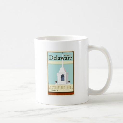 Travel Delaware Coffee Mug