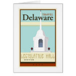 Travel Delaware Greeting Cards