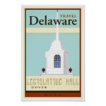 Travel Delaware Posters