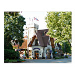 Travel Destination Postcard Frankenmuth Michigan