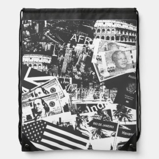 Travel Drawstring Bag