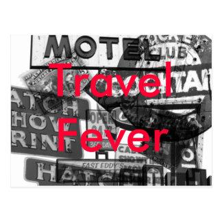 Travel Fever Custom Card