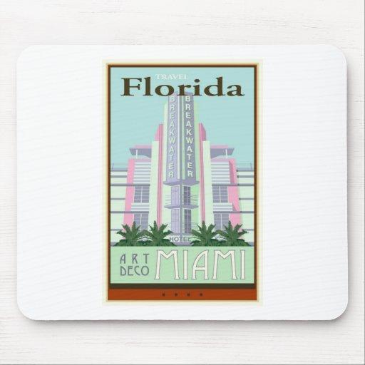 Travel Florida Mouse Pad