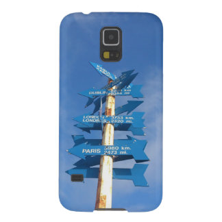 Travel Galaxy S5 Cover