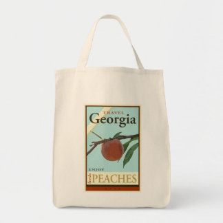 Travel Georgia Tote Bag