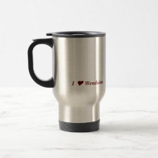 travel goblet Wenduine weapon shield Travel Mug