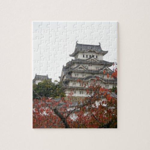 Travel Himeji Castle Jigsaw Puzzle
