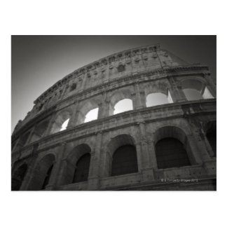 Travel images of Rome Postcard