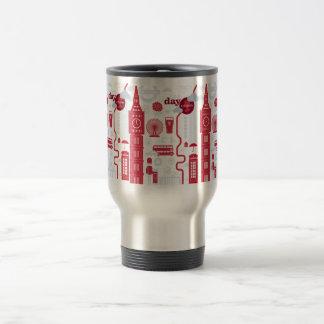 Travel in London Coffee Mugs