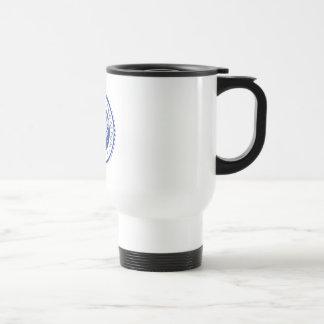Travel in style! travel mug