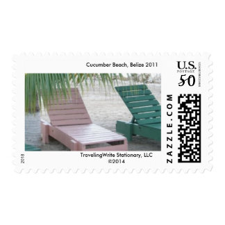 Travel-Inspired Postage Stamps