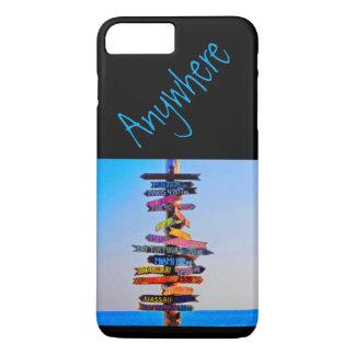 Travel iPhone 8 Plus/7 Plus Case