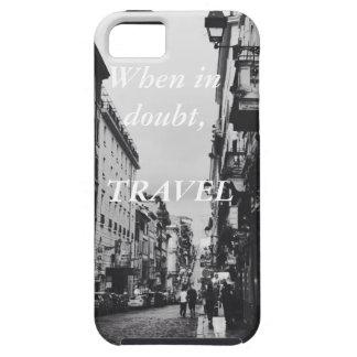 Travel Italy iPhone 5/5s Hard Case
