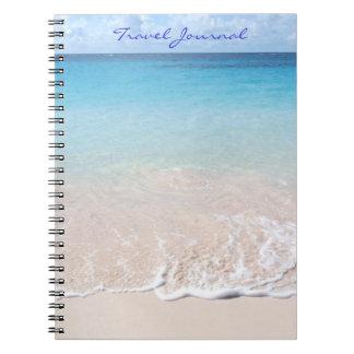 Travel Journal (Elbow beach, Bermuda cover)