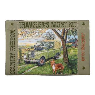 Travel Kit : Zipped Bag