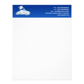 travel letterhead
