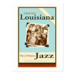 Travel Louisiana Postcard