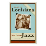 Travel Louisiana Posters