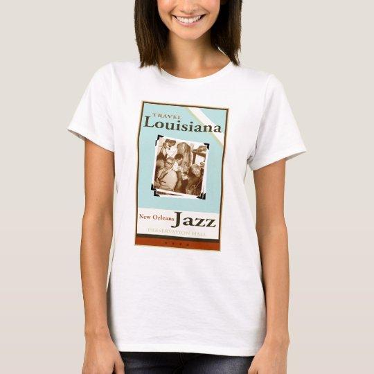 Travel Louisiana T-Shirt