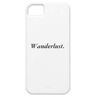 Travel Lovers iPhone SE/5/5s Case