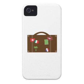 Travel Luggage Case-Mate iPhone 4 Case