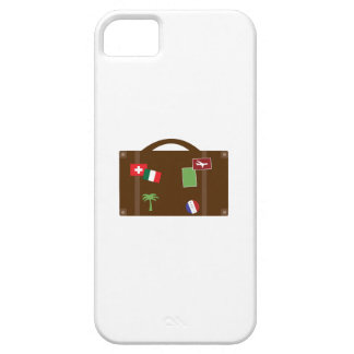 Travel Luggage iPhone 5 Covers