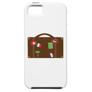 Travel Luggage iPhone 5 Cases
