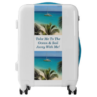 Travel Luggage Collection-Sail Away With Me