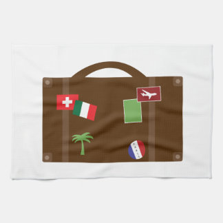 Travel Luggage Kitchen Towels