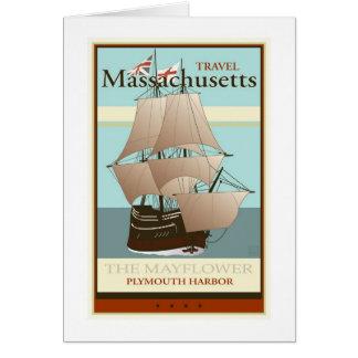 Travel Massachusetts Card