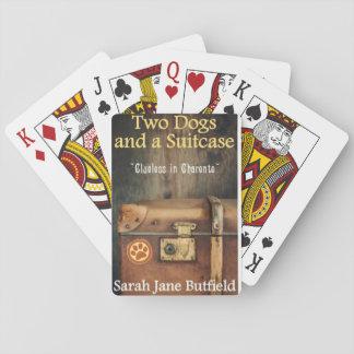 Travel memoir playing cards