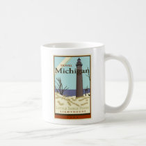 Travel Michigan Coffee Mug