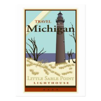 Travel Michigan Postcard
