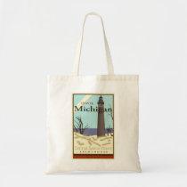 Travel Michigan Tote Bag