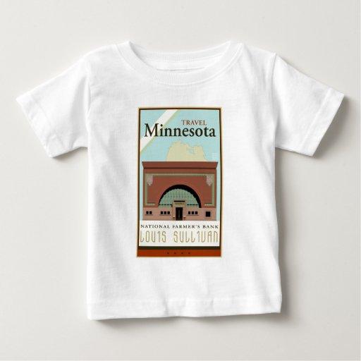 Travel Minnesota Baby T-Shirt