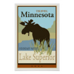Travel Minnesota II Poster