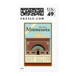 Travel Minnesota Postage Stamps