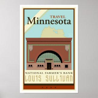 Travel Minnesota Poster