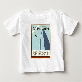 Travel Missouri Baby T-Shirt