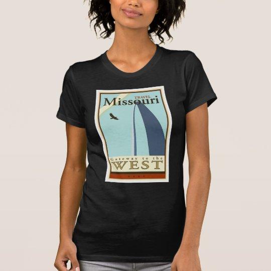 Travel Missouri T-Shirt