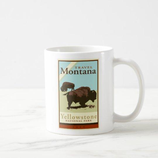 Travel Montana Coffee Mug