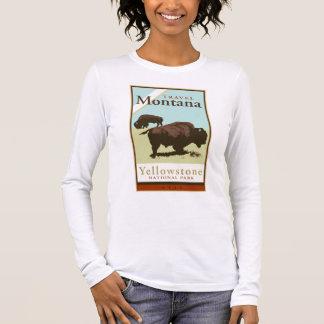 Travel Montana Long Sleeve T-Shirt