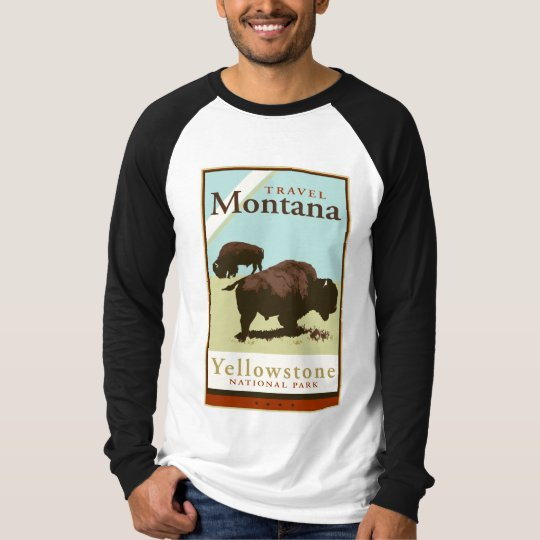 Travel Montana T-Shirt