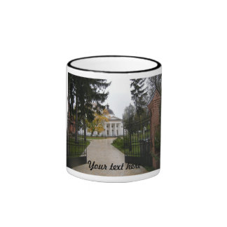 Travel Ringer Coffee Mug