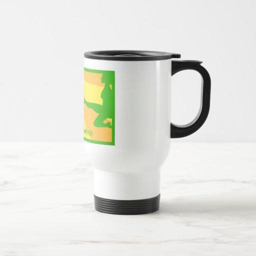 Travel mug -Camp Rince